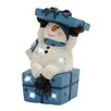 Woodland Imports Adorable and Durable LED Snowman