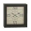 Woodland Imports Splendid Wall Clock