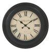 """Woodland Imports Oversized 24"""" Marvelous Wall Clock"""