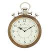 "Woodland Imports 10"" Wall Clock"