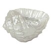 Woodland Imports Dazzling and Exclusive Seashell Decorative Bowl