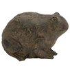 Woodland Imports Stupendous Garden Frog Statue
