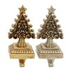 Woodland Imports Artistic and Eloquent Stocking Holder (Set of 2)
