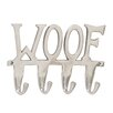 Woodland Imports Woof Wall Hook