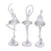 Woodland Imports 3 Piece Ballet Dancer Set Figurine