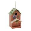 Woodland Imports Hanging Birdhouse