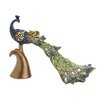 Woodland Imports Victorian Themed Peacock Figurine