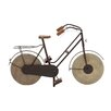 Woodland Imports Manhattans Classic Brunette Bicycle Sculpture