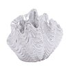 Woodland Imports Polystone Sea Shell Sculpture