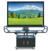 "Hamilton Electronics Metal Cart - Holds Up to 80"" Flat Panel TV"
