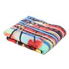 DENY Designs Robin Faye Gates Musical Chairs Throw Blanket