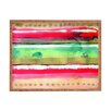 DENY Designs CayenaBlanca Ink Stripes Rectangle Tray