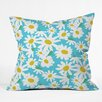 DENY Designs Zoe Wodarz Daisy Do Right Throw Pillow