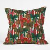 DENY Designs Aimee St Hill Baubles Throw Pillow