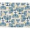 DENY Designs Zoe Wodarz Holiday Lights Plush Fleece Throw Blanket