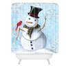 DENY Designs Madart Inc. Winter Cheer Shower Curtain
