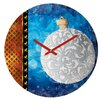 "DENY Designs Madart Inc. 12"" Elegante Wall Clock"