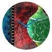DENY Designs Madart Inc. Elegante Wall Clock