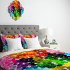 DENY Designs Three of the Possessed Duvet Cover Collection