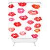 DENY Designs Rebecca Allen Le Baiser Polyester Shower Curtain