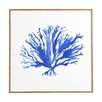 DENY Designs Sea Coral by Laura Trevey Framed Painting Print