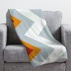 DENY Designs Karen Harris Throw Blanket