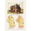 Buyenlarge 'A Dwelling at Orange, New Jersey' Graphic Art