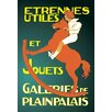 Buyenlarge Galeries de Plainpalais: New Year's Gifts and Toys Vintage Advertisement