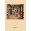 Buyenlarge 'A Middle Eastern Interior' by Auguste Racinet Graphic Art