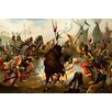 Buyenlarge 'Native American Sioux Dance' by F.W. Kuhnert Painting Print