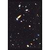 Buyenlarge Hubble Deep Field by NASA Graphic Art