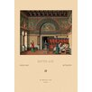 Buyenlarge 'A Medieval Interior' by Auguste Racinet Graphic Art