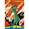 Buyenlarge Jane, Stewardes of The Air Lines Framed Graphic Art