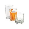 Libbey Brockton 24 Piece Glass Set