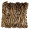 Wooded River Feathers Euro Sham