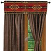 """Wooded River Gallop 54"""" Curtain Valance"""