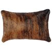 Wooded River Stampede Fabric Lumbar Pillow