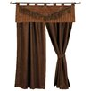 """Wooded River Milady 54"""" Curtain Valance"""