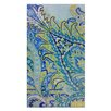 Filos Design Coastal Glamour Exploded Paisley Beach Towel