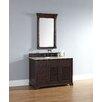 "James Martin Furniture Savannah 48"" Single Cabinet Vanity Base"