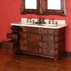 "James Martin Furniture 60"" Double Stone Vanity Top"