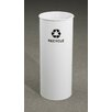 Glaro, Inc. RecyclePro 11-Gal Single Stream Open Top Industrial Recycling Bin