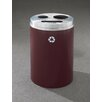 Glaro, Inc. RecyclePro 33-Gal Triple Stream Multi Compartment Recycling Bin
