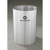 Glaro, Inc. RecyclePro 39-Gal Single Stream Open Top Industrial Recycling Bin