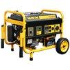 WEN 4,750 Watt Gasoline Generator with Electric Start and Wheel Kit