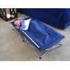 Regalo My Cot with Deluxe Sleeping Bag
