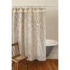 Heritage Lace Downton Abbey Cotton Village Shower Curtain