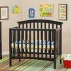 Dream On Me Ashland 4-in-1 Convertible Mini Crib