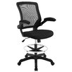 Modway Veer Drafting Chair with Footring