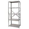 "Hallowell Hi-Tech Free Standing 87"" H Five Shelf Shelving Unit"